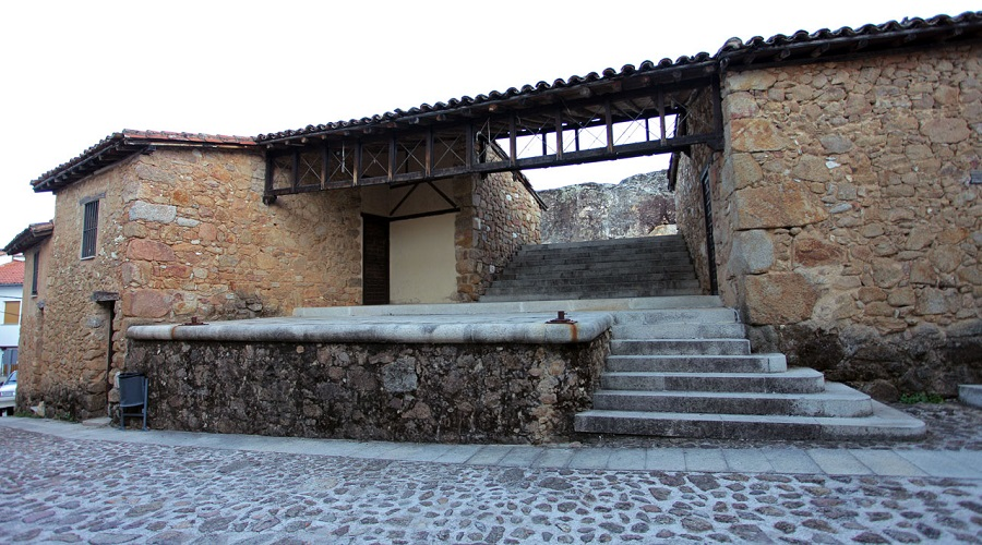Cuacos de Yuste. Casa de Juan de Austria. Ruta de Carlos V.
