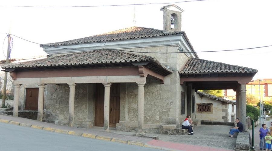 Jarandilla de la Vera. Ermita del Cristo.